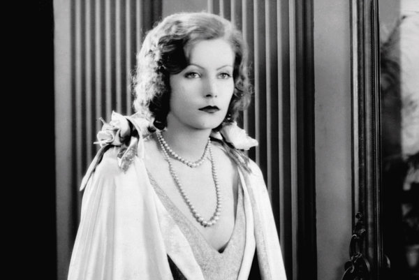 Greta Garbo vo filme Love z roku 1927