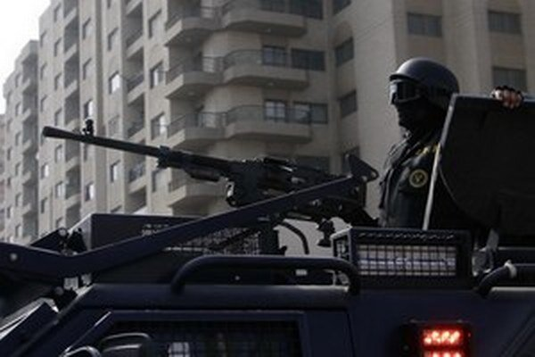 Egyptská armáda.