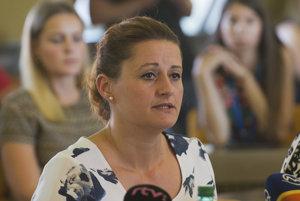 Poslankyňa Natália Blahová (SaS) blogom o sexuálnom zneužítí Natálie (14) spustila kauzu Čistý deň.