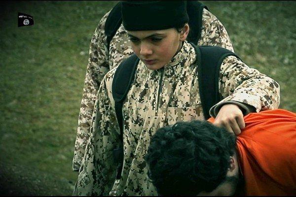 """Dieťa nazvali jedným z """"mláďat kalifátu""""."""