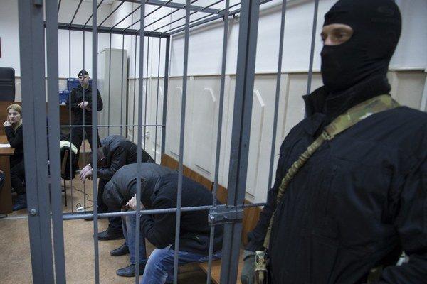 Ruské úrady tvrdia, že všetci páchatelia sú už za mrežami.