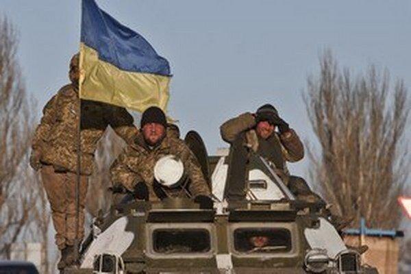 Ukrajinská armáda - ilustračné foto