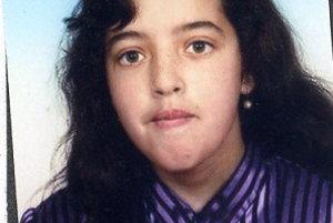 Marcela Žigová. Fotografia stará 10 rokov.