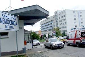 Fakultná nemocnica v Nitre.