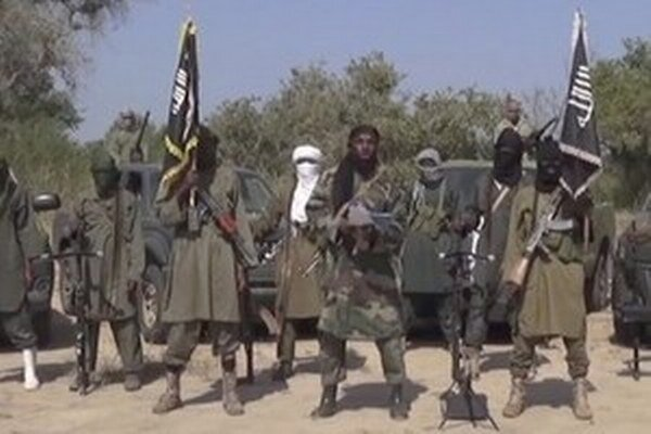 Militanti z Boko Haram.