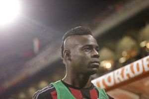 Balotellimu sa v Nice darí.