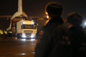Do Petrohradu dopravili prvých 140 tiel obetí leteckého nešťastia.