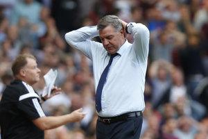 Sam Allardyce vo funkcii anglického reprezentačného trénera skončil.