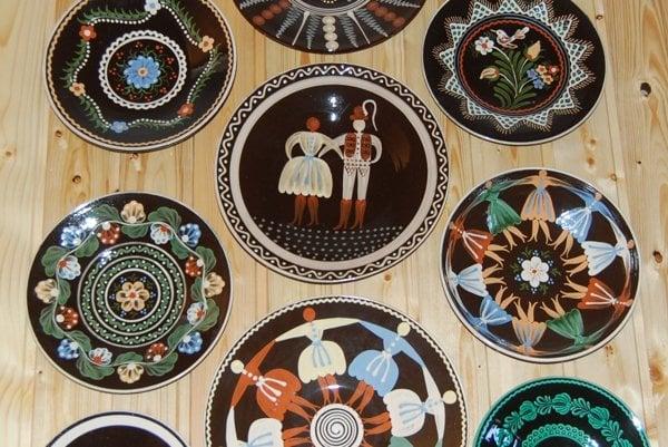 Slávna pozdišovská keramika.