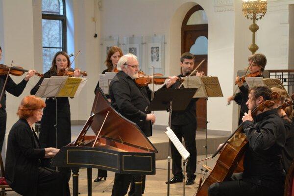 Koncerty NHJ sa uskutočnia v synagóge od 6. do 27. októbra.