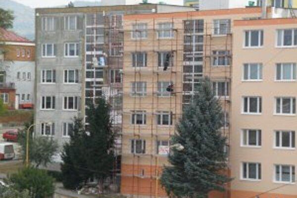 Na rok by mali v Prievidzi pribudnúť nájomné byty aj byty na priame odkúpenie.