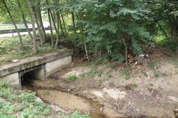 V Kanianke niektoré toky vyčistili, nie však úplne.