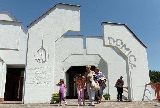 Domica je najväčšia jaskyňa Slovenského krasu.