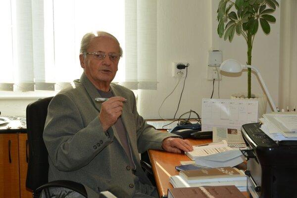 Profesor Imrich Sedlák