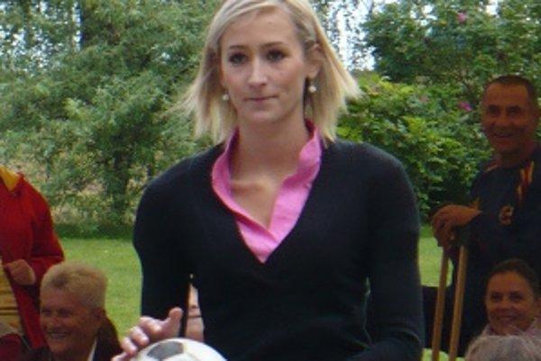 Adriana Grešnerová.
