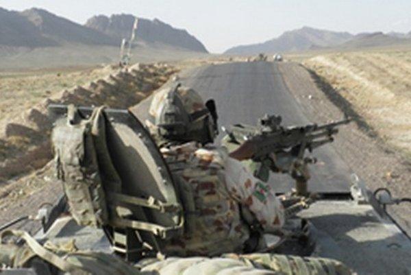 Slovenskí vojaci by mali v Afganistane školiť aj letecký a technický personál Afganskej národnej armády.