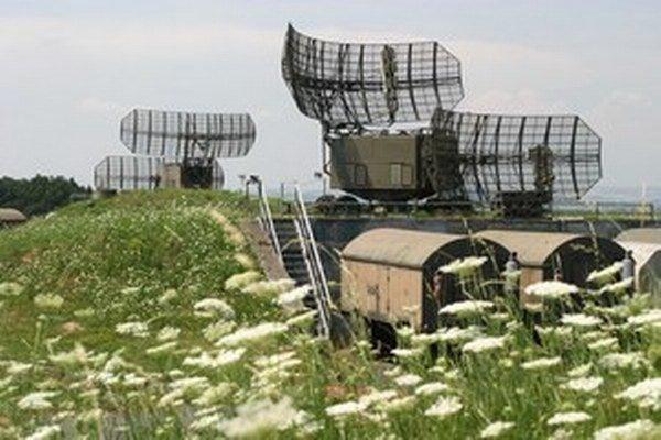 Ruským radarom P37 už dochádza životnosť.