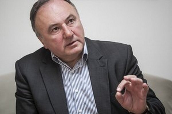 Europoslanec Pál Csáky.