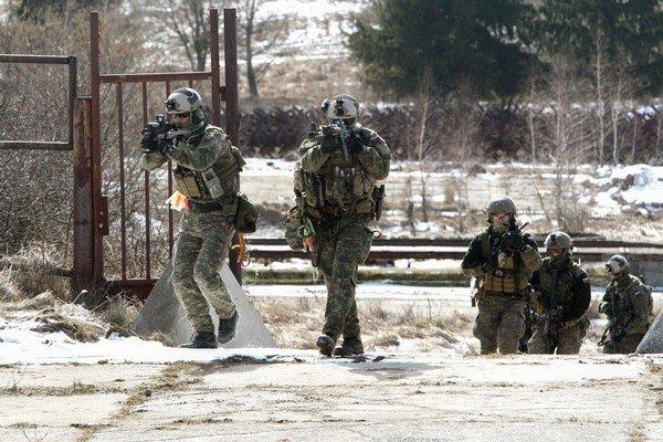 Slovenskú armádu by malo v tomto roku posilniť 785 vojakov.