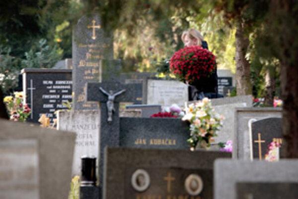 Prevádzka handlovského cintorína sa bude riadiť novým všeobecne - záväzným nariadením.
