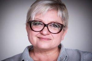 Bývalá riaditeľka rádia Expres Eva Babitzová.