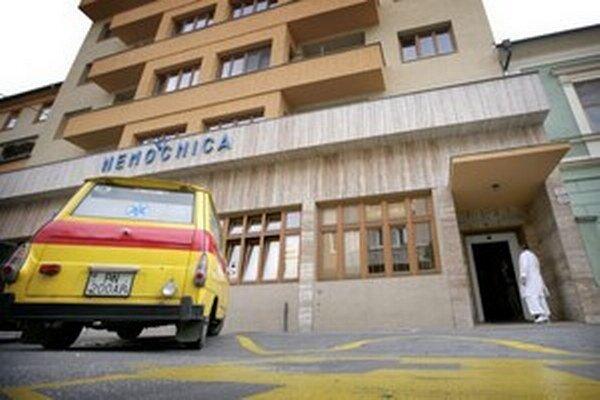 Piešťanská Nemocnica Alexandra Wintera.