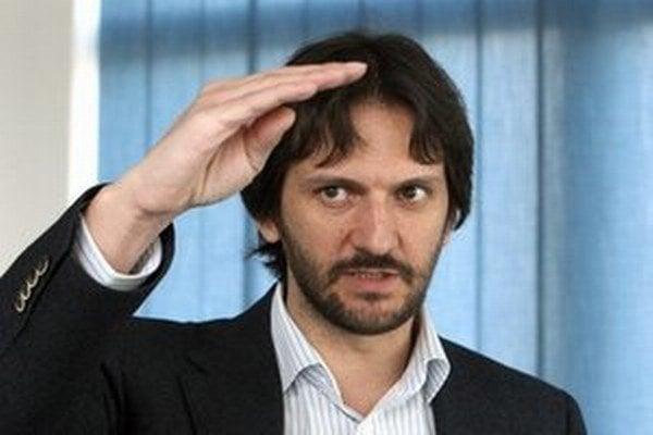 Minister Kaliňák.