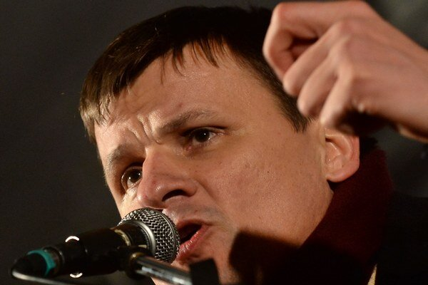 Poslanec parlamentu Alojz Hlina.