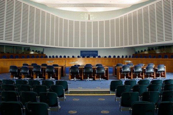 Európsky súd pre ľudské práva v Štrasburgu.
