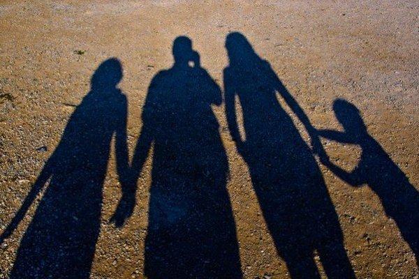 Štvorčlenné rodiny tvoria ledva 18 percent.