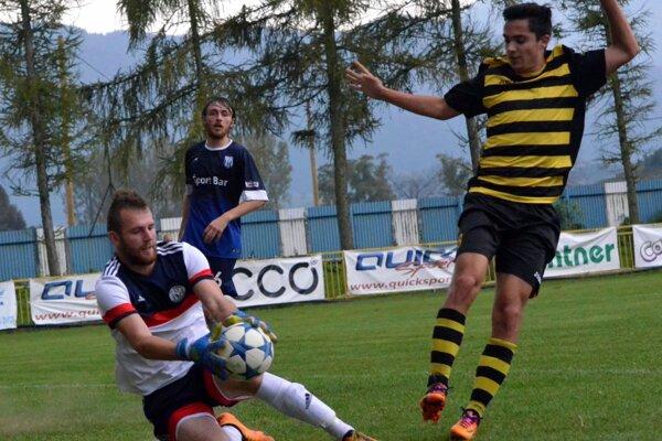 Martinské béčko po výhre 2:0 v Žabokrekoch poskočilo v tabuľke.