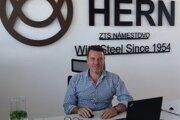 Richard Duda, generálny riaditeľ spoločnosti HERN.