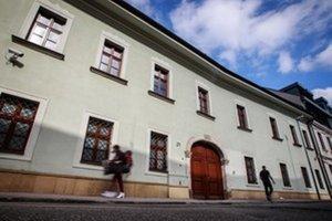 Budova na lukratívnej adrese v centre Bratislavy.