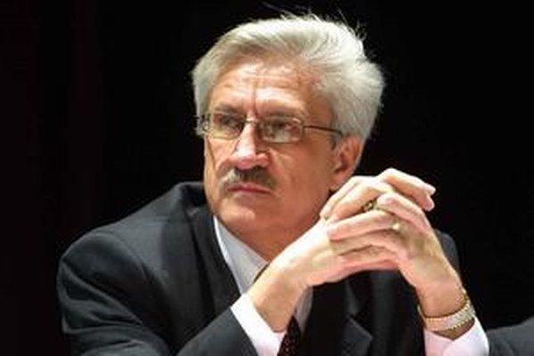 Súčasný šéf NKÚ Ján Jasovský.