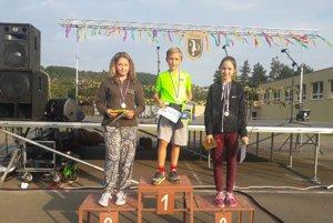 Vyhodnotenie detských športových súťaží.