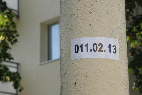 Číselný kód bude do konca roka na všetkých lampách verejného osvetlenia v Prievidzi.
