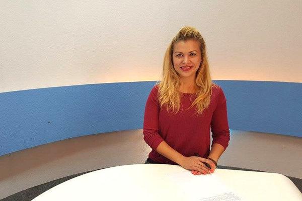 Martina Molčanová. Nová konateľka RVTV sa pokúsi zatraktívniť vysielanie.