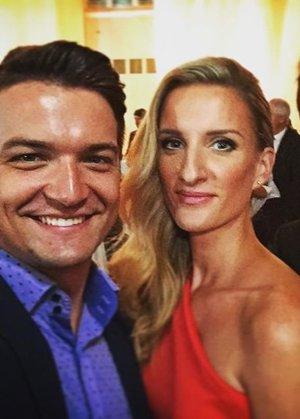 Adela a Viktor. K sebe sa už mali počas oslavy dvadsiateho výročia televízie Markíza.