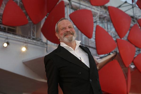 Terry Gilliam prestáva mať zmysel pre humor.
