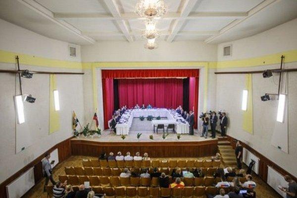 Súdna rada zasadala v máji v Sobranciach, kde nezvolila predsedu Najvyššieho súdu. V utorok bude zasadať v Bratislave.