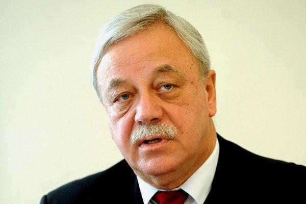 Juraj Horváth (1947 - 2014).