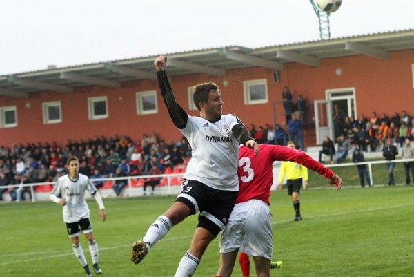 Druhý gól domácich dával Martin Gunda.