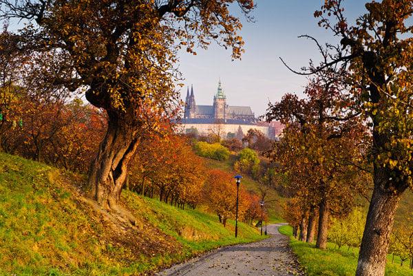 Praha na jeseň láka aj na návštevu svojich záhrad a parkov.