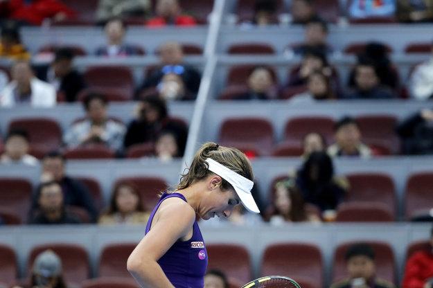 Kontová je najväčšia konkurentka Cibulkovej o záverečný turnaj WTA.