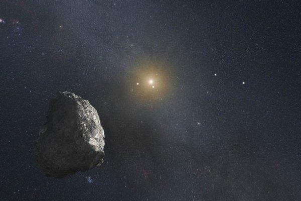 Koncept objektu v Kuiperovom páse.