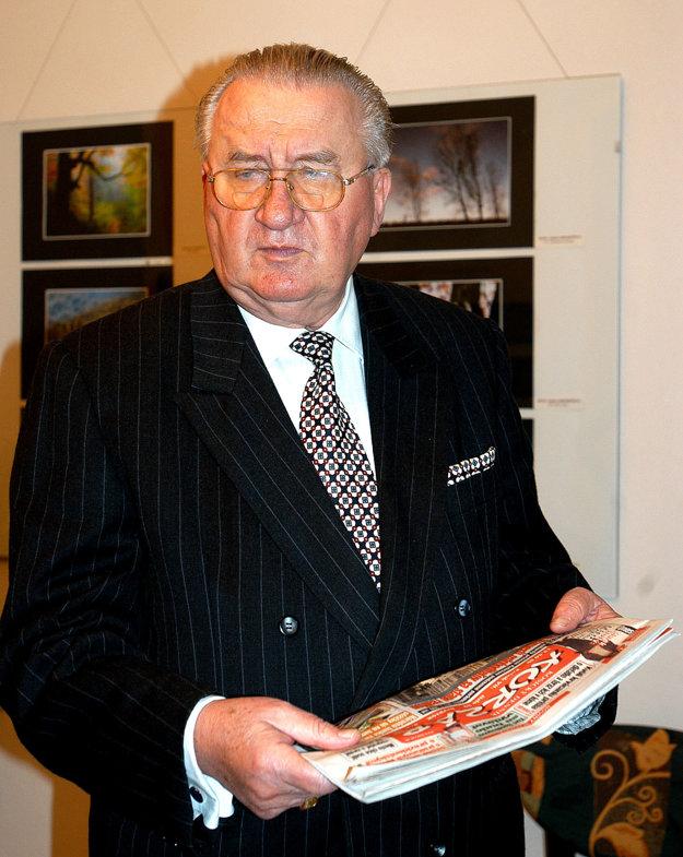 Prvý ponovembrový prezident SR. Takto sme sa sním stretli ešte vroku 2004 vKošiciach.