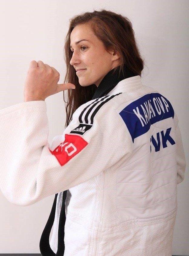 Sophia Kanátová sa stala národnou šampiónkou vo váhe do 63 kg.