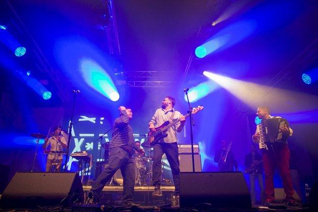 Para vyráža na jesenné koncertné turné Žiadne slová, iba činy.