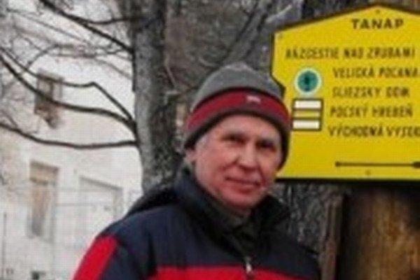 Ján Serbák.