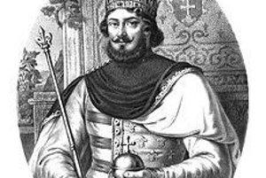 Uhorský a poľský kráľ Ľudovít I. Veľký